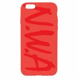 Чехол для iPhone 6/6S N.W.A Logo