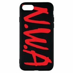 Чехол для iPhone 8 N.W.A Logo