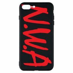 Чехол для iPhone 8 Plus N.W.A Logo