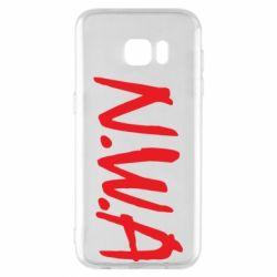 Чехол для Samsung S7 EDGE N.W.A Logo
