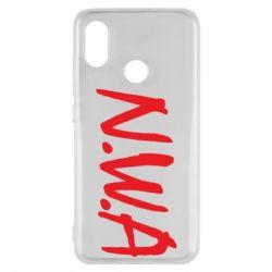 Чехол для Xiaomi Mi8 N.W.A Logo