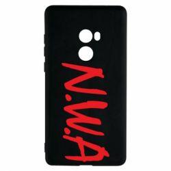 Чехол для Xiaomi Mi Mix 2 N.W.A Logo