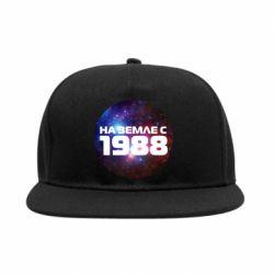 Снепбек На земле с 1988 - FatLine