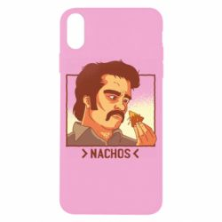 Чехол для iPhone X/Xs Nachos