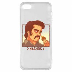 Чехол для iPhone5/5S/SE Nachos