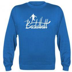 Реглан Напис Баскетбол - FatLine