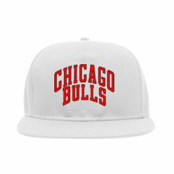 Снепбек Надпись Chicago Bulls - FatLine