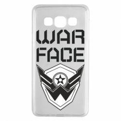 Чохол для Samsung A3 2015 Напис Warface