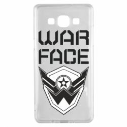 Чохол для Samsung A5 2015 Напис Warface