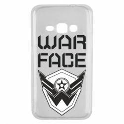 Чохол для Samsung J1 2016 Напис Warface