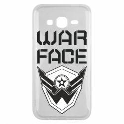 Чохол для Samsung J5 2015 Напис Warface