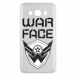 Чохол для Samsung J5 2016 Напис Warface