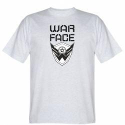 Чоловіча футболка Напис Warface