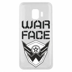Чохол для Samsung J2 Core Напис Warface