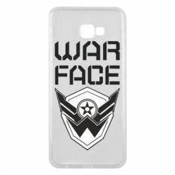 Чохол для Samsung J4 Plus 2018 Напис Warface