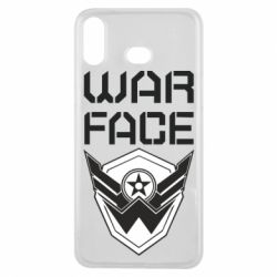 Чохол для Samsung A6s Напис Warface