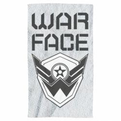 Рушник Напис Warface
