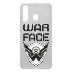 Чохол для Samsung A60 Напис Warface