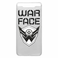 Чохол для Samsung A80 Напис Warface
