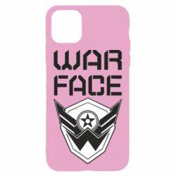Чохол для iPhone 11 Напис Warface