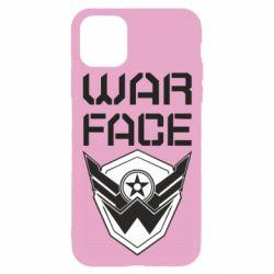 Чохол для iPhone 11 Pro Напис Warface