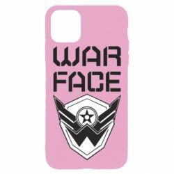 Чохол для iPhone 11 Pro Max Напис Warface