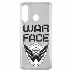 Чохол для Samsung M40 Напис Warface