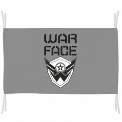 Прапор Напис Warface