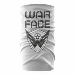 Бандана-труба Напис Warface