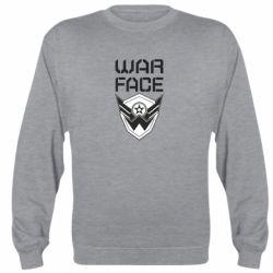 Реглан (світшот) Напис Warface