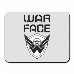 Килимок для миші Напис Warface