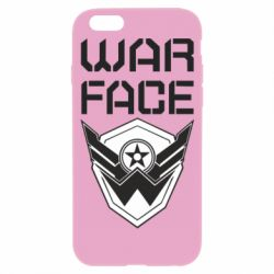 Чохол для iPhone 6/6S Напис Warface