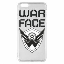Чохол для iPhone 6 Plus/6S Plus Напис Warface