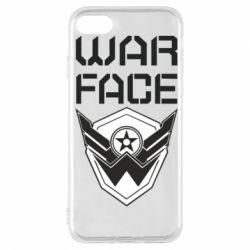 Чохол для iPhone 7 Напис Warface