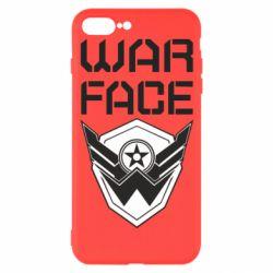 Чохол для iPhone 7 Plus Напис Warface