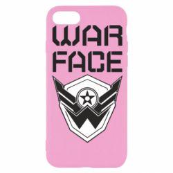 Чохол для iPhone 8 Напис Warface