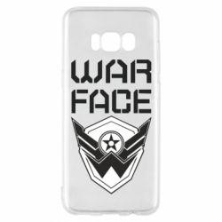 Чохол для Samsung S8 Напис Warface