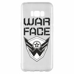 Чохол для Samsung S8+ Напис Warface