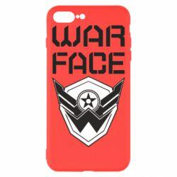 Чохол для iPhone 8 Plus Напис Warface