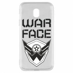 Чохол для Samsung J3 2017 Напис Warface