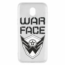 Чохол для Samsung J5 2017 Напис Warface