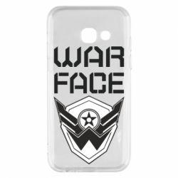 Чохол для Samsung A3 2017 Напис Warface