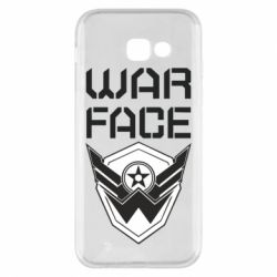 Чохол для Samsung A5 2017 Напис Warface