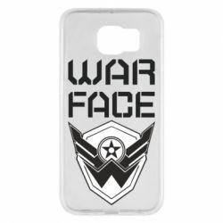 Чохол для Samsung S6 Напис Warface