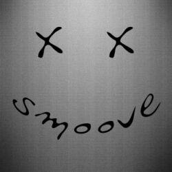 Наклейка Smoove