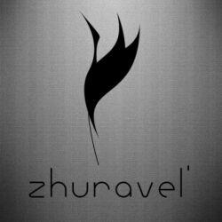 Наклейка Zhuravel