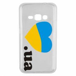 Чохол для Samsung J1 2016 Народився в Україні