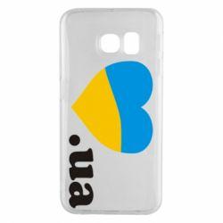 Чохол для Samsung S6 EDGE Народився в Україні