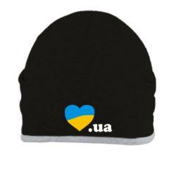 Шапка Народився в Україні - FatLine
