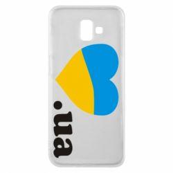 Чохол для Samsung J6 Plus 2018 Народився в Україні